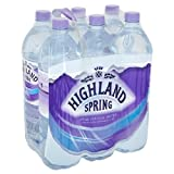 Highland Spring Still Spring Water 6 x 1.5L