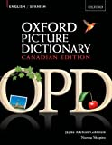 Oxford Picture Dictionary, Second Canadian Edition: English/Spanish