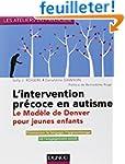 L'intervention pr�coce en autisme : l...
