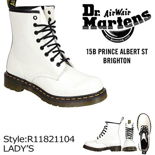 (ドクターマーチン)Dr.Martens 1460 R11821104 8EYE BOOT 8ホール ブーツ WOMENS UK9(約27.5~28.0cm) WHITE (並行輸入品)