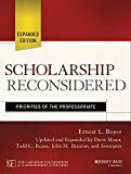 img - for Scholarship Reconsidered: Priorities of the Professoriate book / textbook / text book