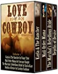 Love of a Cowboy, Volume 1: Four Roma...