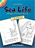 Invisible Sea Life Magic Picture Book