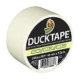 Duck Brand 281261 Glow in the Dark Duct Tape, 1.88-Inch by 10 Feet, Case of 6 Rolls