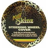 Plasticolor 006706R01 Leopard Wild Skinz Steering Wheel Cover
