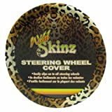 51k%2Bi3jMkRL. SL160  Plasticolor 006706R01 Leopard Wild Skinz Steering Wheel Cover