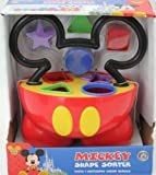 Disney Mickey Mouse Shape Sorter Toy