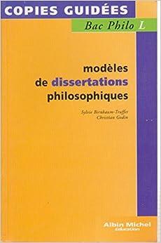 les techniques de dissertation philosophique