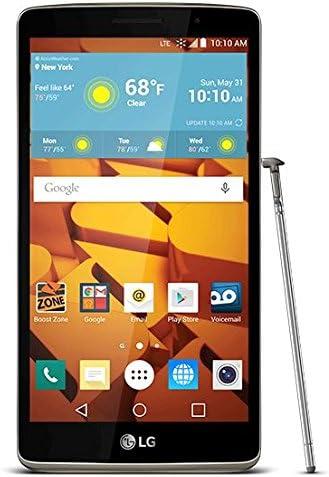 LG G Stylo 8GB CDMA Prepaid Smartphone
