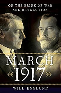 Book Cover: March 1917: On the Brink of War and Revolution