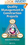Quality Management in Construction Pr...