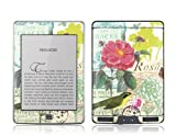 Gelaskins Protective Vinyl Skin for Kindle Touch & Kindle Touch 3G - Flora and Fauna