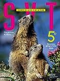 Sciences de la Vie et de la Terre 5e : Programme 2009, format réduit