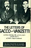 The Letters of Sacco and Vanzetti (0806508949) by Frankfurter, Marion Denman