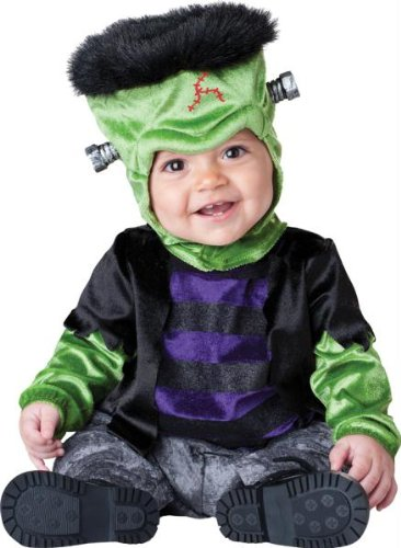 Costumes For All Occasions IC16014TXS Monster Boo Toddler Xs 6-12Mo