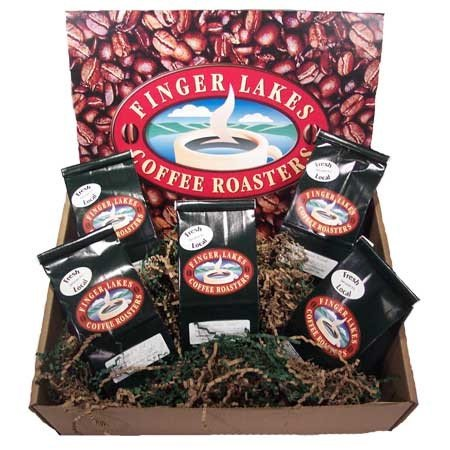 Finger Lakes Coffee Roasters Flavored Coffee Lovers Collection