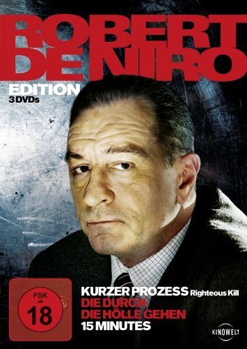 Robert De Niro Edition [3 DVDs]