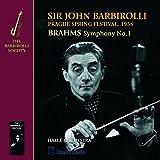 Brahms: Symphony No.1; Weber: Oberon Overture Hallé Orchestra