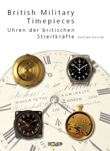 British Military Timepieces: Uhren