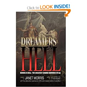 Dreamers in Hell (Heroes in Hell) (Volume 15) by Janet Morris, Tom Barczak, Jason Cordova and Petra Jorns