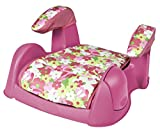 Cosco High Rise Booster Car Seat-Floral Camo