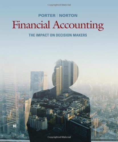 Financial Accounting: The Impact on Decision Makers [Hardcover]