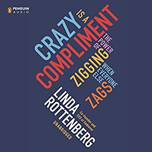 Crazy Is a Compliment Audiobook