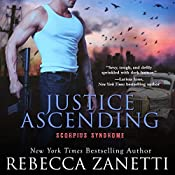 Justice Ascending: The Scorpius Syndrome | [Rebecca Zanetti]