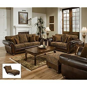 Simmons Upholstery 8104-08 Zephyr Aspen Chaise