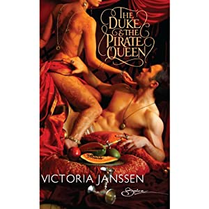 The Duke and the Pirate Queen | [Victoria Janssen]