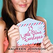 13 Little Blue Envelopes | Maureen Johnson
