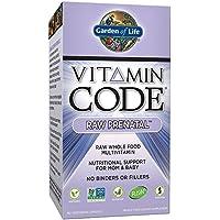 Garden of Life Prenatal Vitamins (180 Capsules)