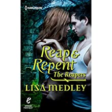 Reap & Repent (       UNABRIDGED) by Lisa Medley Narrated by Anne Davidson