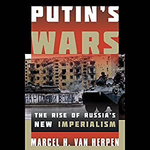 Putin's Wars Audiobook