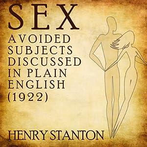 Sex Audiobook