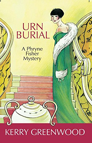 Urn Burial (Phryne Fisher, #8)