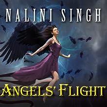 Angels' Flight | Livre audio Auteur(s) : Nalini Singh Narrateur(s) : Justine Eyre