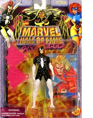 Marvel Hall of Fame She-force - SPIDER-WOMAN Action Figure