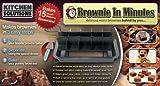 Brownie in Minutes - Perfect Brownie Cooking - 3 Easy Steps