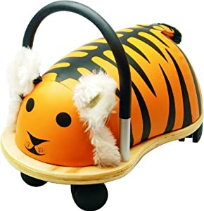 Prince Lionheart Wheely Bug, Tiger, Small