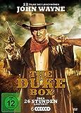 THE DUKE BOX - John Wayne Special Metallbox (22 Filme - 6 DVDs)