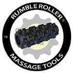 Rumble Roller Extra ferme Noir - Tail...