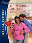 The Marriage Solution (Silhouette Spe...