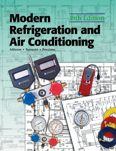 Modern Refrigeration and Air Conditioning - Goodheart-Willcox Co - RC-ESGWMODREF - ISBN: 1590702808 - ISBN-13: 9781590702802