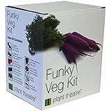 Plant Theatre M631A - Kit de germinación verduras exóticas