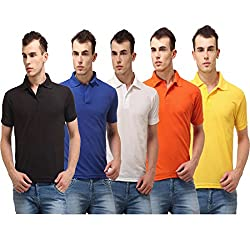 combo of 5 polo t-shirts (38)