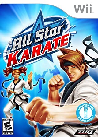 All Star Karate - Nintendo Wii by THQ