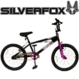"SilverFox Limitless BMX 20"" Bike - Purple and Black - Unisexby SilverFox"