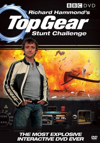 Top Gear - Richard Hammond's Stunt Challenge [DVD]