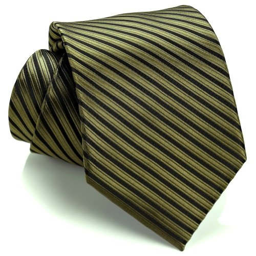 Neckties By Scott Allan Dark Olive Green Men 39 S Tie
